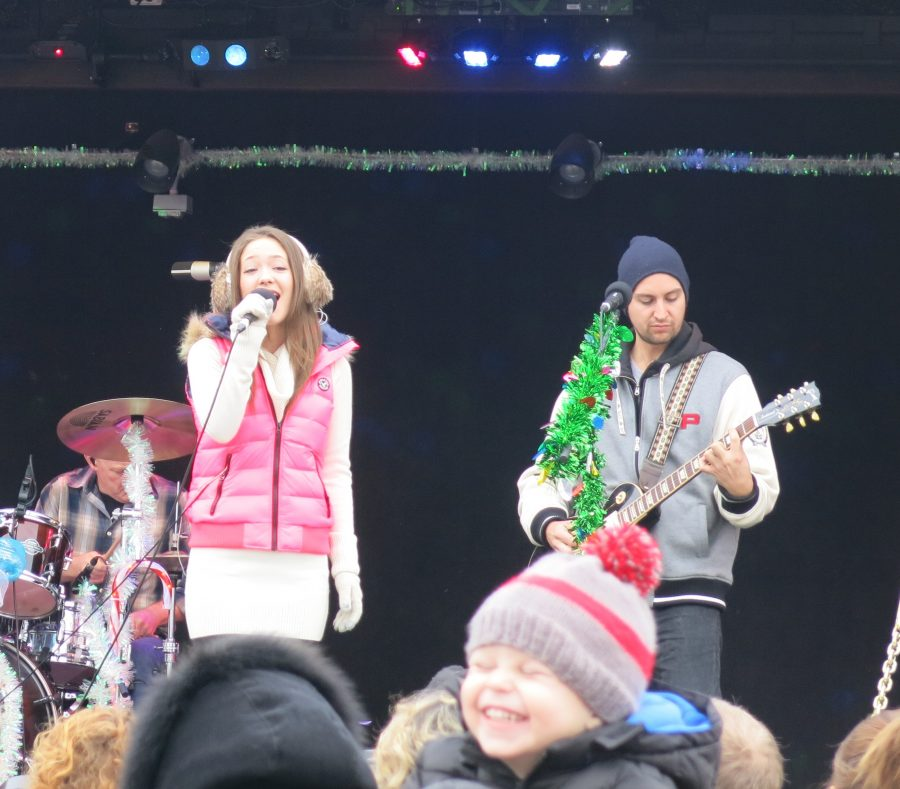 Kira+Isabella+and+the+Canadian+Pacific+Holiday+Train+Band+perform+Christmas+music+at+the+trains+Davenport+stop+on+Dec.+5.%0APhoto+Credit%3A+Sarah+Ritter%2FObserver+Staff