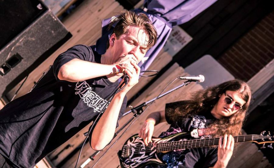 Black+metal+band+Sept+of+Memnon+performs+at+one+of+their+concerts.%0APhoto+courtesy+of+Alex+Mahaffey.