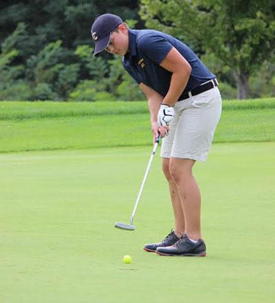 Women's golf wins first home tournament
