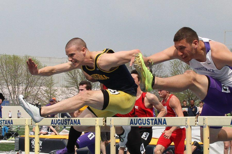 Photo+Courtesy+of+Augustana+Sports+Information%0ADuring++his+time+at+Augustana%2C+David+Voland+was+a+nine+time+NCAA+Division+III+All-American%2C+as+well+as+part+of+the+4x400+meter+relay+that+won+at+the+Division+III+National+meet+in+2014.+He+is+contnuing+his+passion+by+training+for+the+Olympic+trials.+
