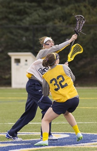 Women's Lacrosse has started off their season with six wins and only one loss. Women's Lacrosse head coach Meredith Newman is ready for her team to set themselves as the best in the Midwest.