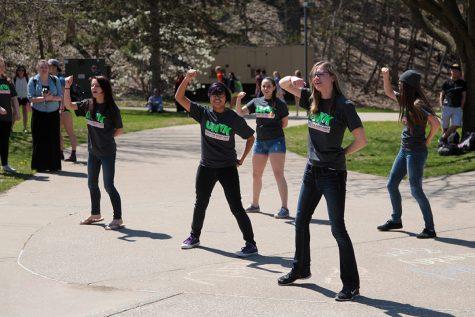 UNYK's spring showcase brings new energy, moves