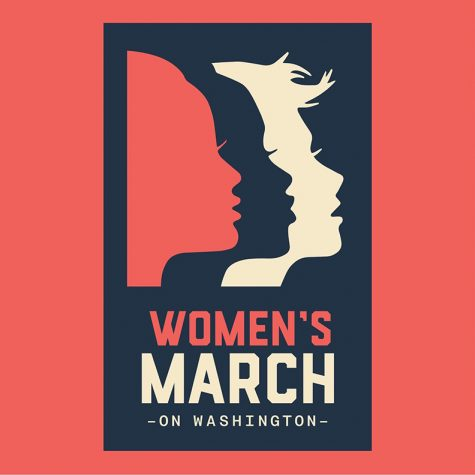 Womens March on Washington Flyer. Graphic courtesy of www.womensmarch.com/graphics