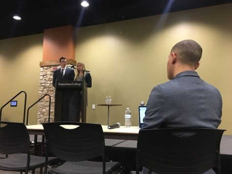 SGA debate disappoints in crowd, not in content