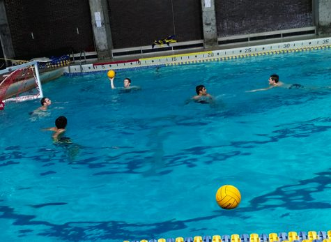 Water polo team wins home openers