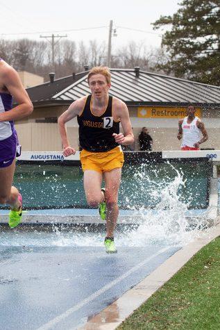Track teams finish strong at home meet
