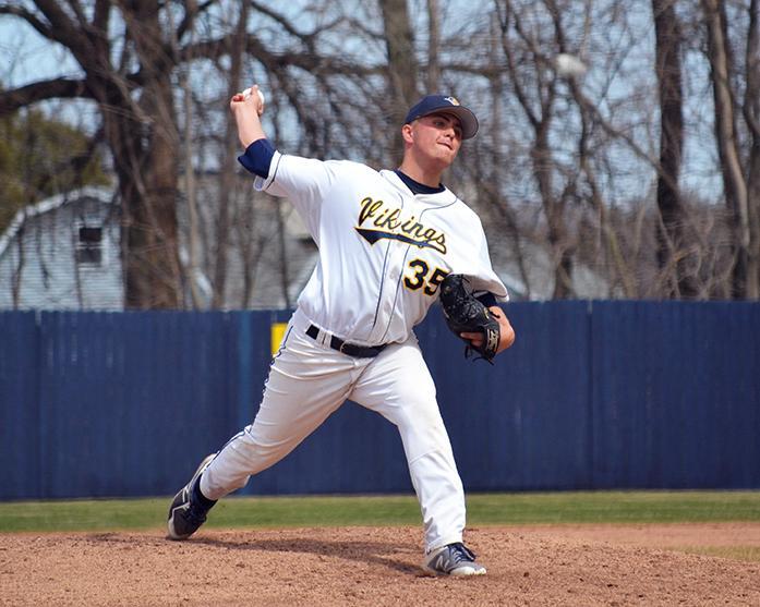 #35 Chris Refka (2), pitcher