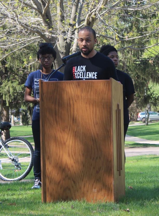 Black+Lives+Matter+demonstration+in+response+to+bias+incident