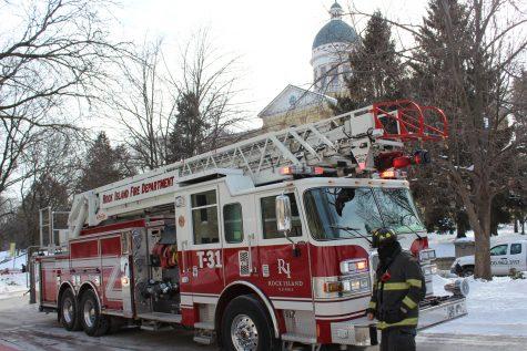 Breaking News: Old Main Evacuation