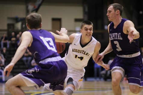 Vikings advance to fifth straight Sweet 16