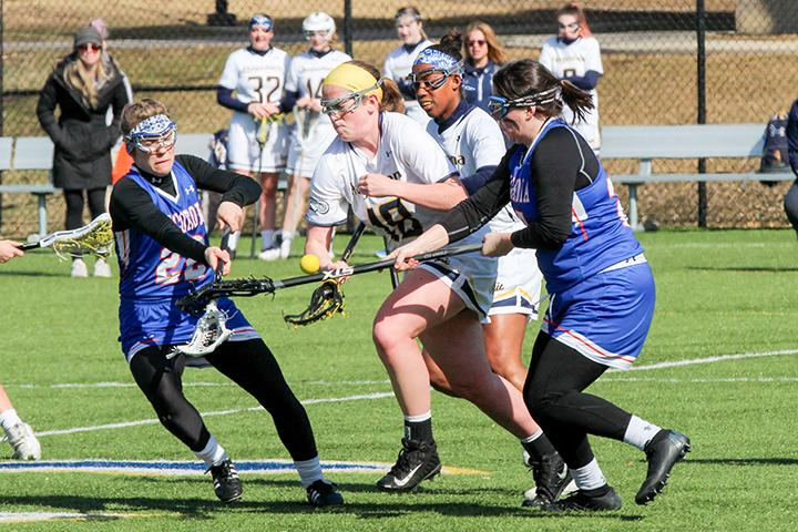 Womens Lacrosse forming strong team