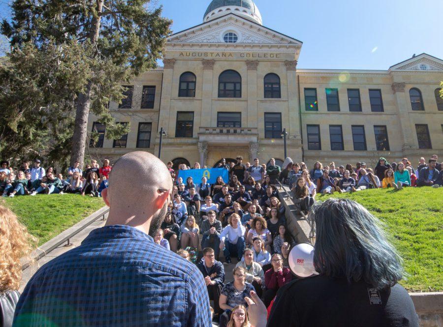 Rape culture frustration ignites student-led protests