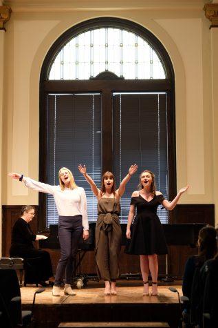 GALLERY: SACK Recital