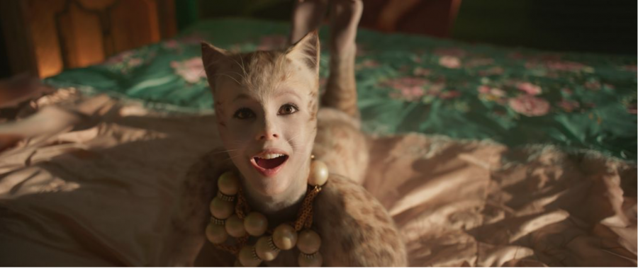 """CGI """"Cats"""" leave absurd mess in your """"Memory"""""""