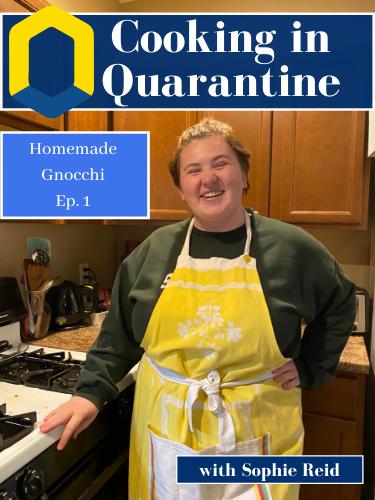Cooking in Quarantine: Gnocchi - Ep. 1