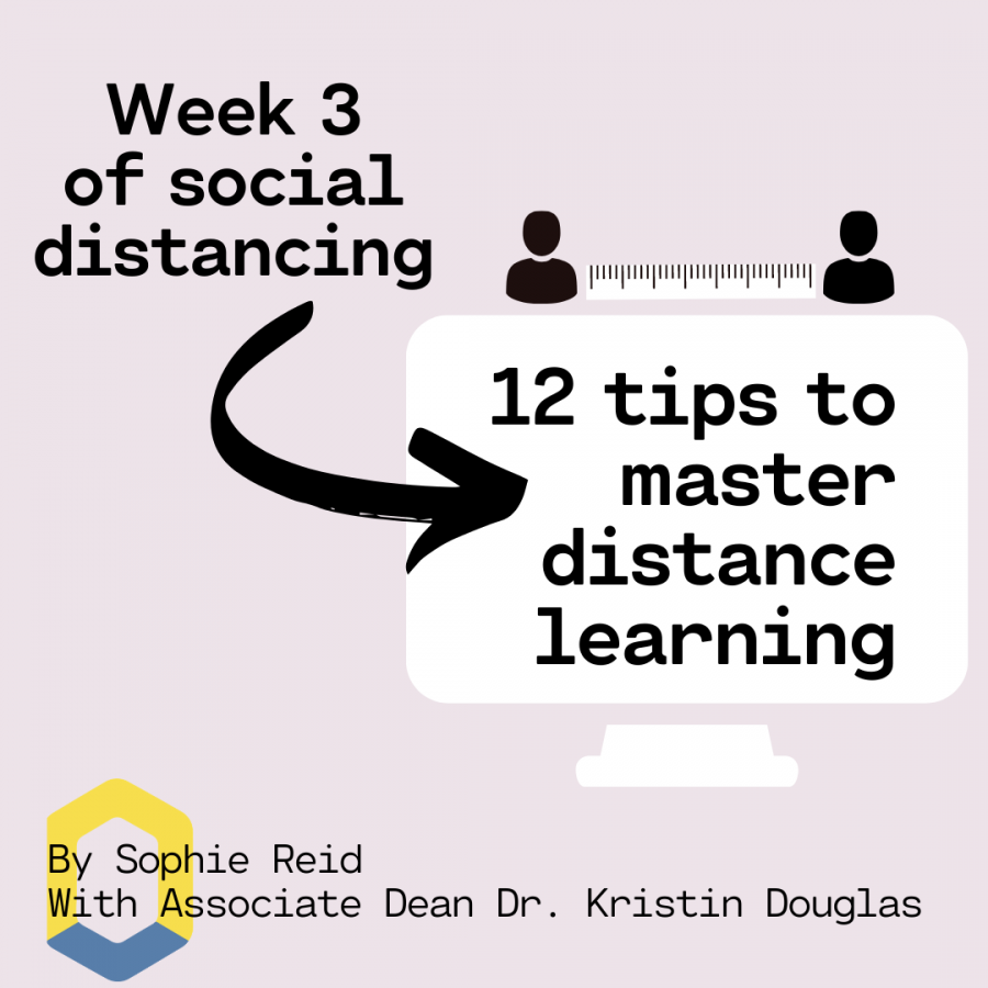 12 Tips to master distance learning