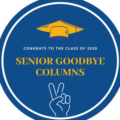 Senior goodbye columns