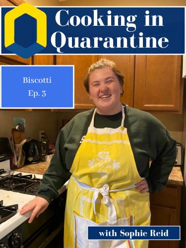 Cooking in Quarantine: Biscotti-Ep.3