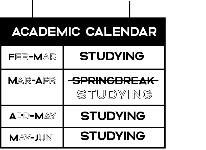 Augustana adjusts calendar year: a delayed j-term start and spring break cancelled
