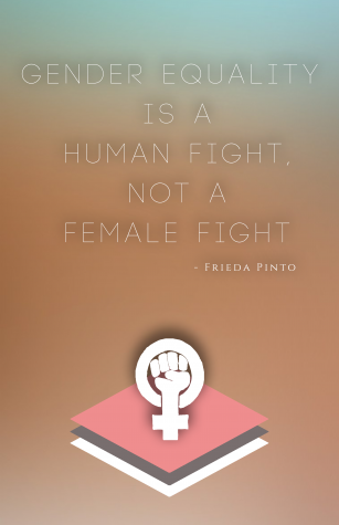 Equal rights is still a fight